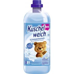 Kuschelweich Sommerwind Weichspüler 1L 31WL