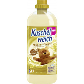 Kuschelweich Weichspüler Glücksmoment 1L 31WL