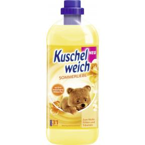 Kuschelweich Weichspüler Sommerliebe 1L 31WL