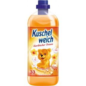 Kuschelweich Karibischer Traum Weichspülerkonzentrat 990 ml