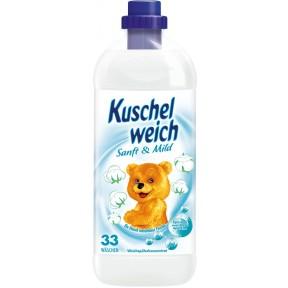 Kuschelweich Sanft & Mild Weichspüler 990 ml