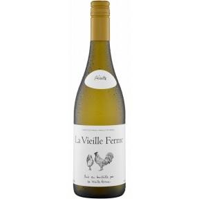 Familie Perrin La Vieille Ferme Blanc Vin de France 2015