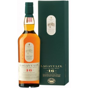 Lagavulin 16 Jahre Single Malt Scotch Whisky