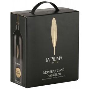 La Piuma Montepulciano D'Abruzzo d.o.c. 2017 3 ltr