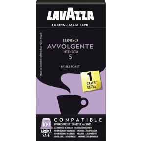 Lavazza Lungo Avvolgente Kaffeekapseln 11x 5,5 g