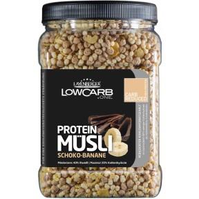 Layenberger LowCarb.one Protein-Müsli Schoko-Banane 550 g