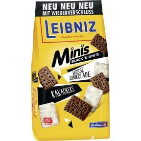 Leibniz Minis Black ´n White 125 g