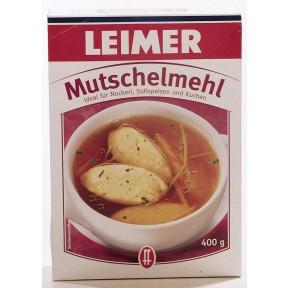 Leimer Mutschelmehl 400 g