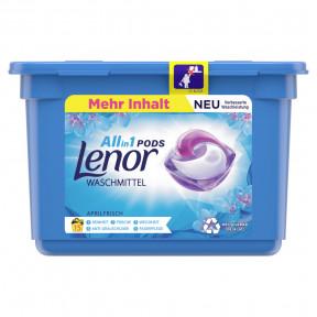 Lenor All-in-1 Pods Vollwaschmittel Pods Aprilfrisch 376,5G 15WL