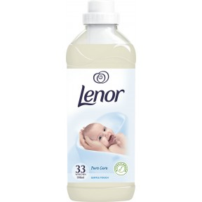 Lenor Weichspüler Pure Care Gentle Touch 990 ml