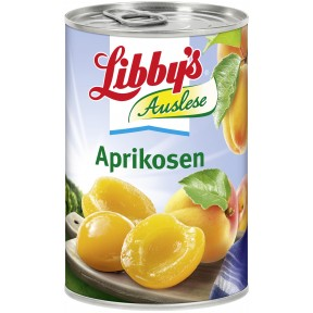 Libbys Aprikosen
