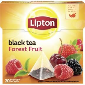 Lipton Black Tea Forest Fruit