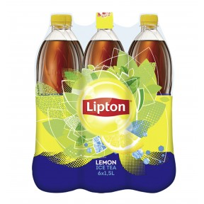 Lipton Ice Tea Lemon PET Sixpack
