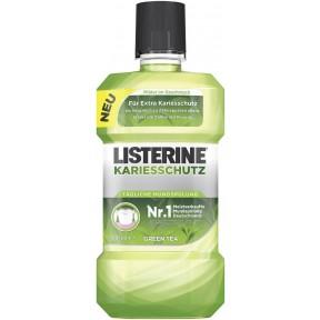 Listerine Kariesschutz Mundspülung Green Tea