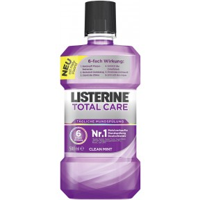 Listerine Total Care Mundspülung Clean Mint
