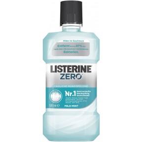 Listerine Zero Mundspülung  Mild Mint