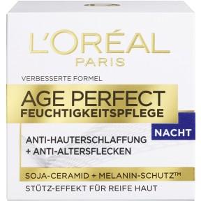 L'Oréal Age Perfect Feuchtigkeitspflege Nacht