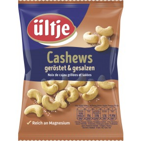 Ültje Cashews geröstet & gesalzen 150 g