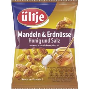 Ültje Mandel Erdnuss Mix Honig & Salz 200 g