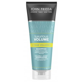 John Frieda Luxurious Volume 7 Tage Volumen Shampoo