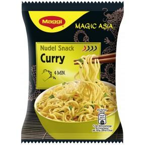 Maggi Magic Asia Nudel Snack Curry
