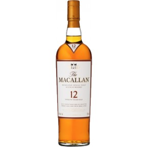 The Macallan 12 Jahre Sherry Oak Single Malt