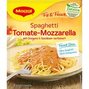Maggi Fix & Frisch Fix für Spaghetti Tomate-Mozzarella