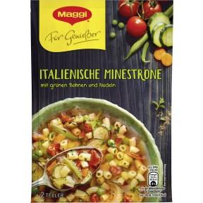 Maggi Für Genießer Italienische Minestrone ergibt 500 ml