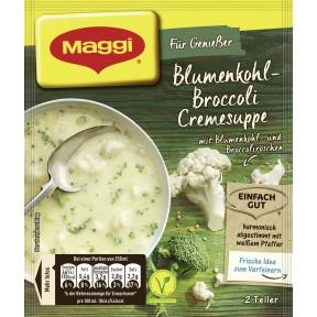 Maggi Für Genießer Blumenkohl-Broccoli Suppe 50 g