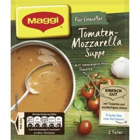 Maggi Für Genießer Tomaten-Mozzarella Suppe ergibt 500 ml