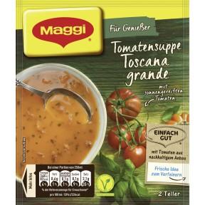 Maggi Für Genießer Tomatensuppe Toscana grande ergibt 500 ml