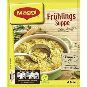 Maggi Guten Appetit! Frühlings Suppe für 4 Teller