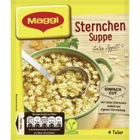 Maggi Guten Appetit! Sternchen Suppe ergibt 1 ltr