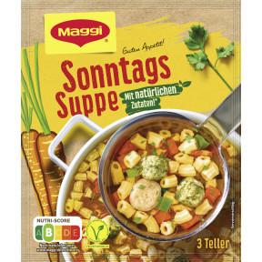 Maggi Guten Appetit Sonntags Suppe ergibt 750ML
