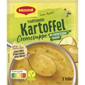 Maggi Guten Appetit Traditionelle Kartoffel Cremesuppe ergibt 750ML