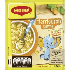 Maggi Guten Appetit! Tierfiguren Suppe ergibt 750 ml
