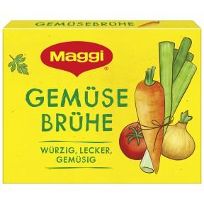Maggi Gemüse Brühe für 4x1 Liter