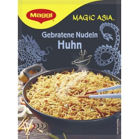 Maggi Magic Asia Gebratene Nudeln Huhn 121 g