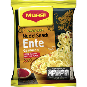 Maggi Magic Asia Nudel Snack Instant Ente 62 g