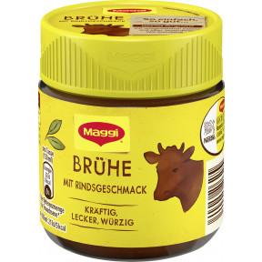 Maggi Brühe mit Rindsgeschmack ergibt 6 ltr