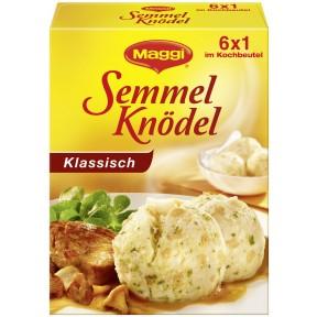 Maggi Semmel Knödel 6er im Kochbeutel 200 g