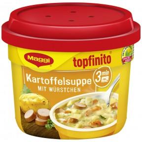 Maggi Topfinito Kartoffelsuppe mit Würstchen 380 g