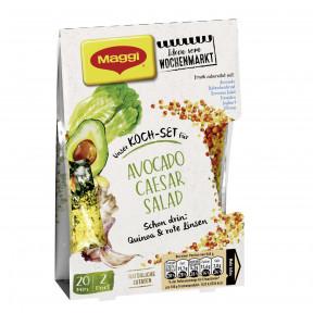 Maggi Wochenmarkt Koch-Set Avocado Caesar Salad 154 g