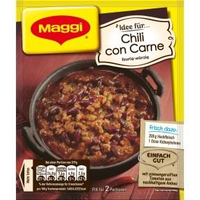 Maggi Idee für Chili con Carne 33 g