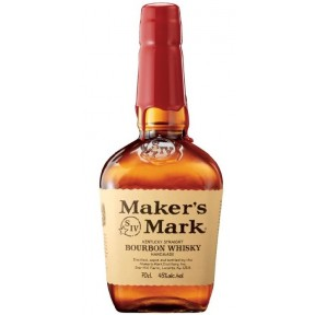 Makers Mark Bourbon Whiskey 0,7 ltr