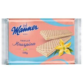 Manner Knuspino Vanille 110 g