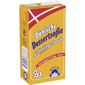 Matilde Dänische Dessertsoße mit Vanillegeschmack 500 ml