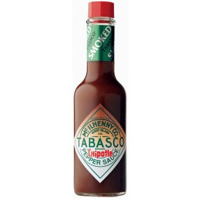 McIlhenny Tabasco Chipotle Pepper Sauce