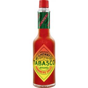 McIlhenny Tabasco Habanero Pepper Sauce