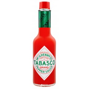 McIlhenny Tabasco Red Pepper Sauce mittel